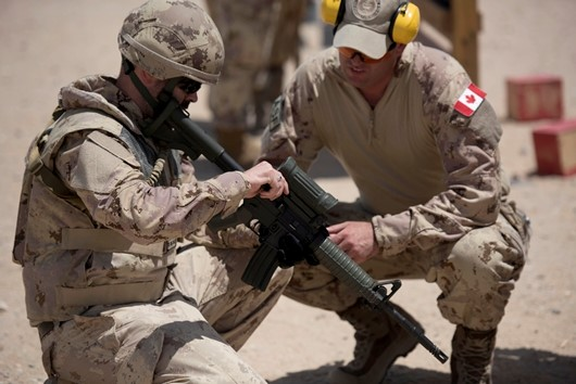 Canada's Military Role in Iraq - HillNotes
