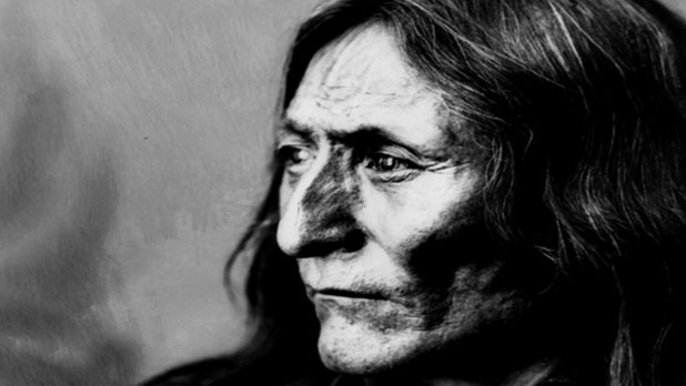 Image of Chief Crowfoot from the film The Ballad of Crowfoot