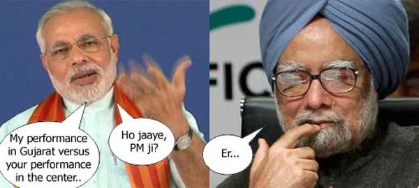 Image of: Congress Image4 Hill Post Dr Manmohan Singh Takes Up Narendra Modis Challenge On Faceto