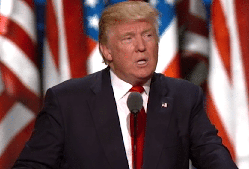 Donald Trump sued for unpaid wages