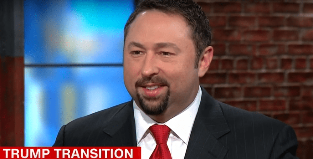 Trump campaign official accused of drugging woman to kill fetus