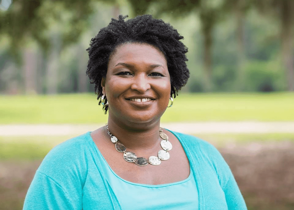Stacey Abrams Targeted Robocall