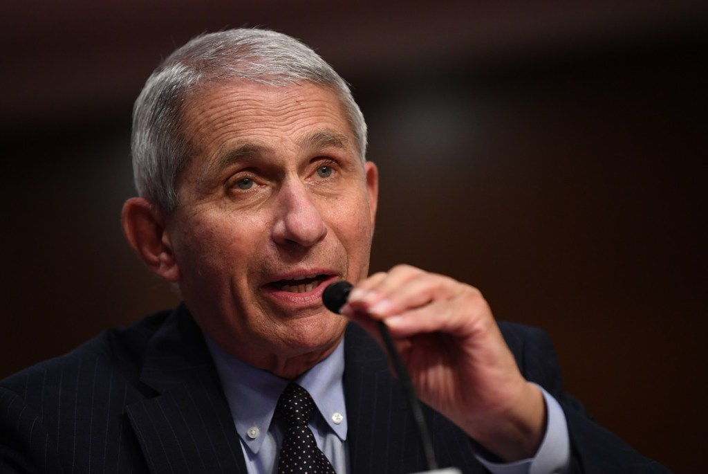 Dr. Anthony Fauci says he has been threatened after Trump publicly attacks him