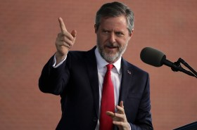 Jerry Falwell is a predator says paramour