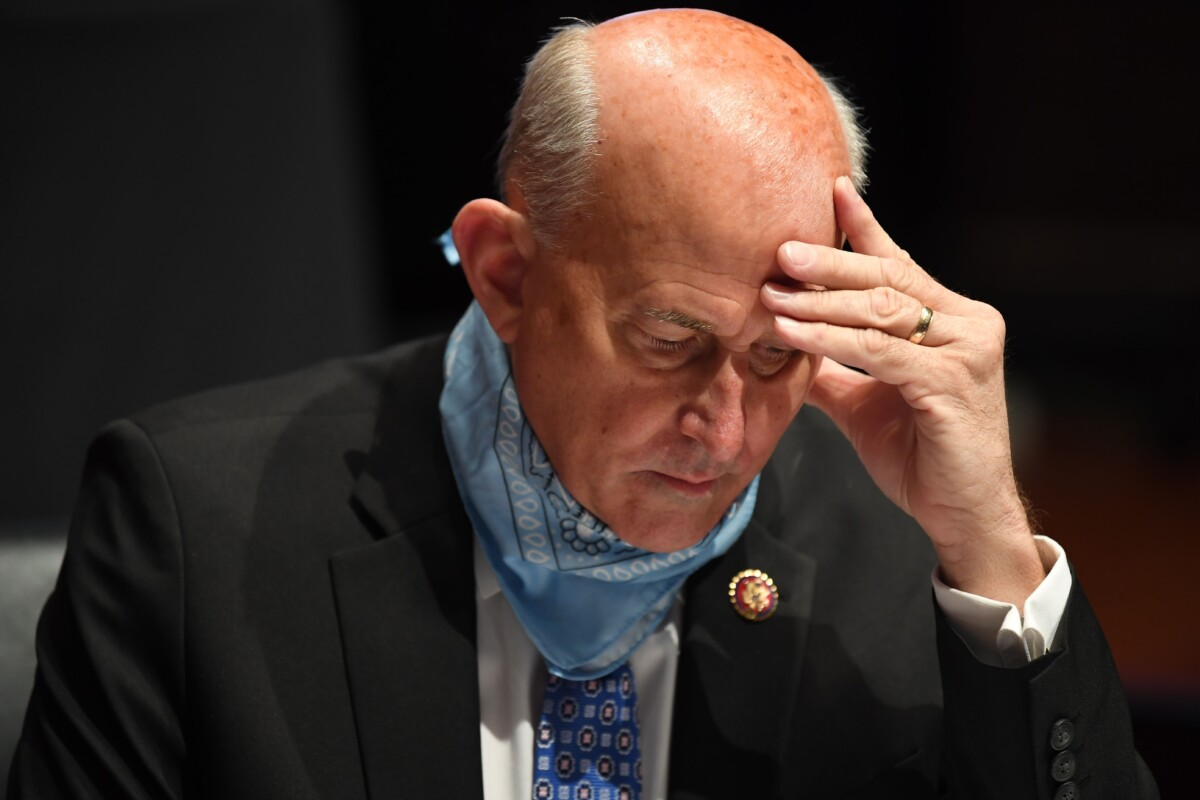 Louie Gohmert daughter says don't be like dad, wear a mask