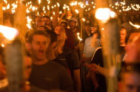 White supremacists and neo-nazis sued