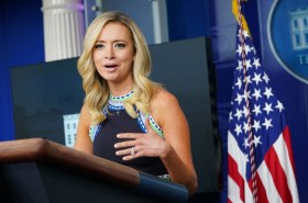 Lies and holes in Kayleigh McEnany's story