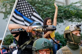 white supremacy in the US