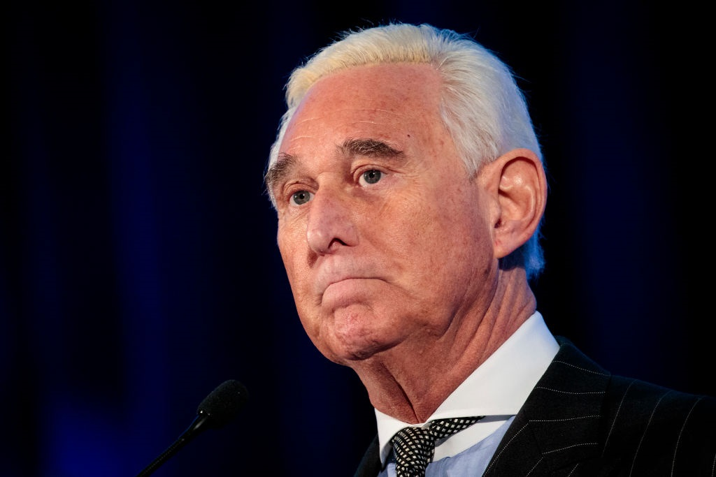 Roger Stone tells Trump how to overturn election