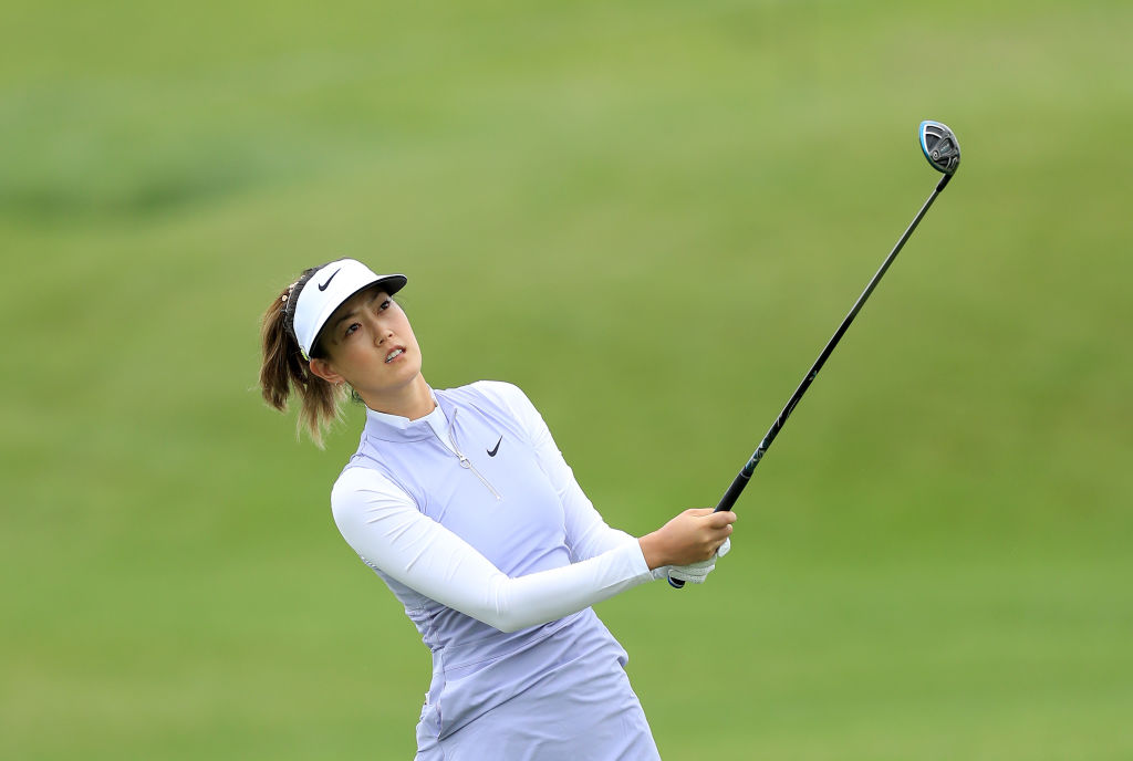 Michelle Wie disturbed by Rudy Giuliani