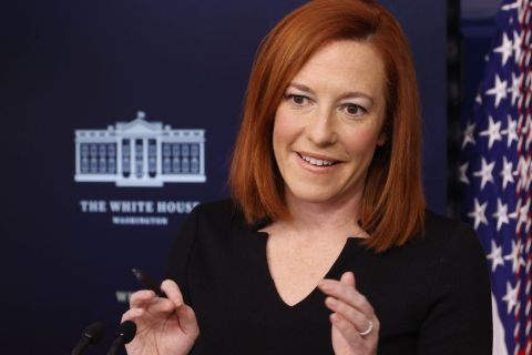 Jen Psaki: Trump's intelligence access under review