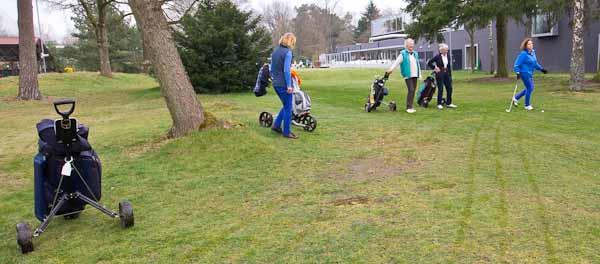 Golfclub betaalt gelag duister grondbeleid