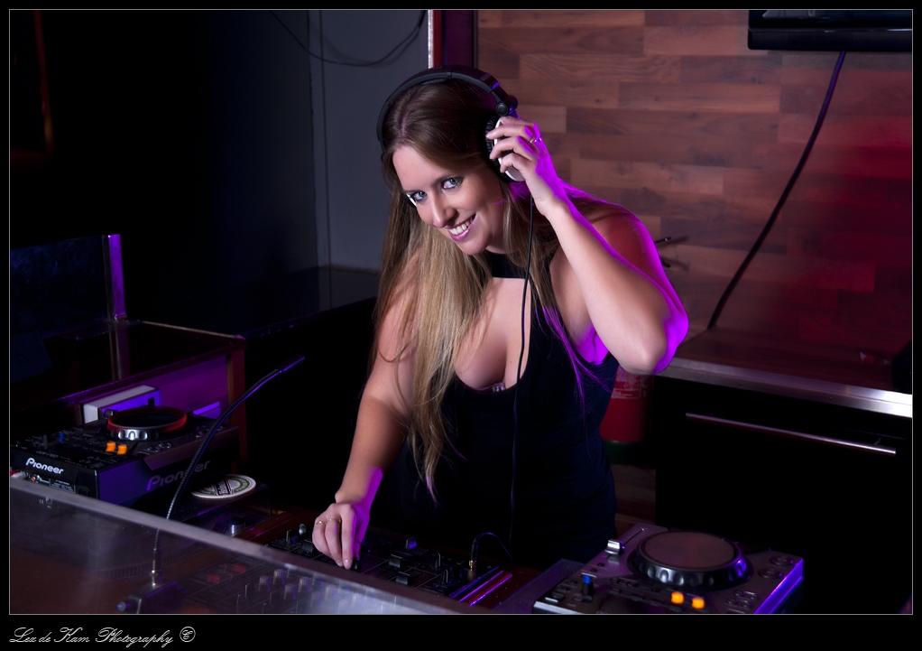 Nederlands vrouwelijke top DJ op WinterBeats