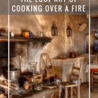 The Lost Art of Cooking Over a Fire
