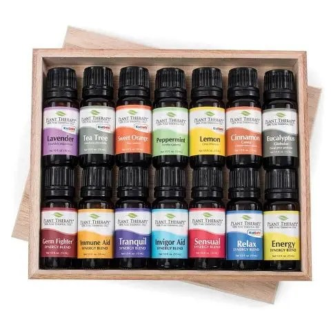 7&7 Essential Oil Set