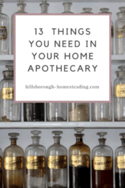 Herbal Medicine Cabinet How To Make