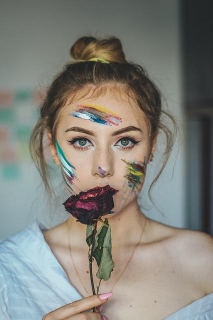 Use Makeup To Reflect Human Nature