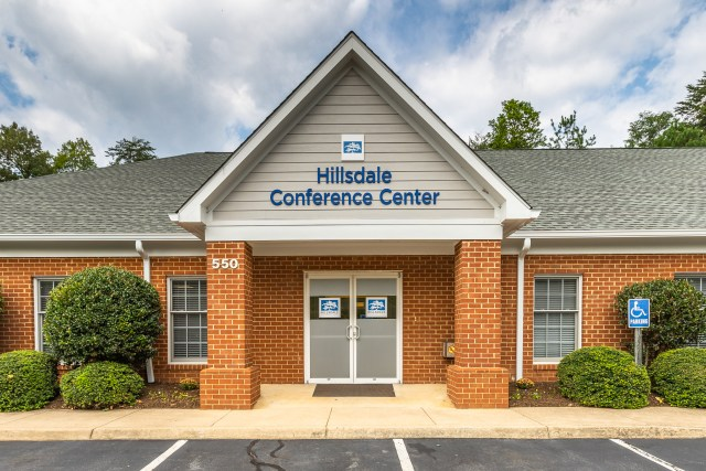 Hillsdale Conference Center in Charlottesville, VA