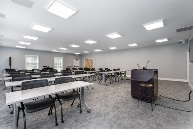 state of the art venue for meetings and events