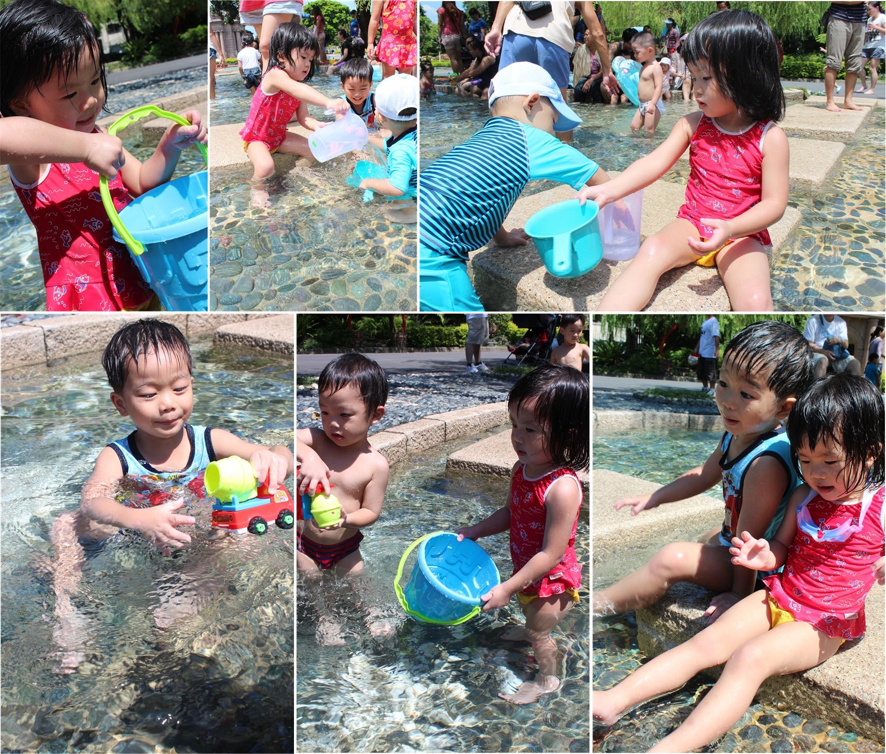 自來水博物館—親水池玩水 | Hillshsu's Blog
