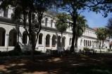 The former Hospedaria de imigrantes (1887-19789 was transformed into the Museu da Imigracao. Here arrived dreams.