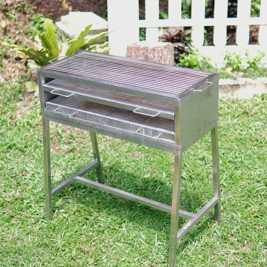 Hillside Retreat - BBQ Stove