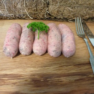Hog & Haggis Sausages