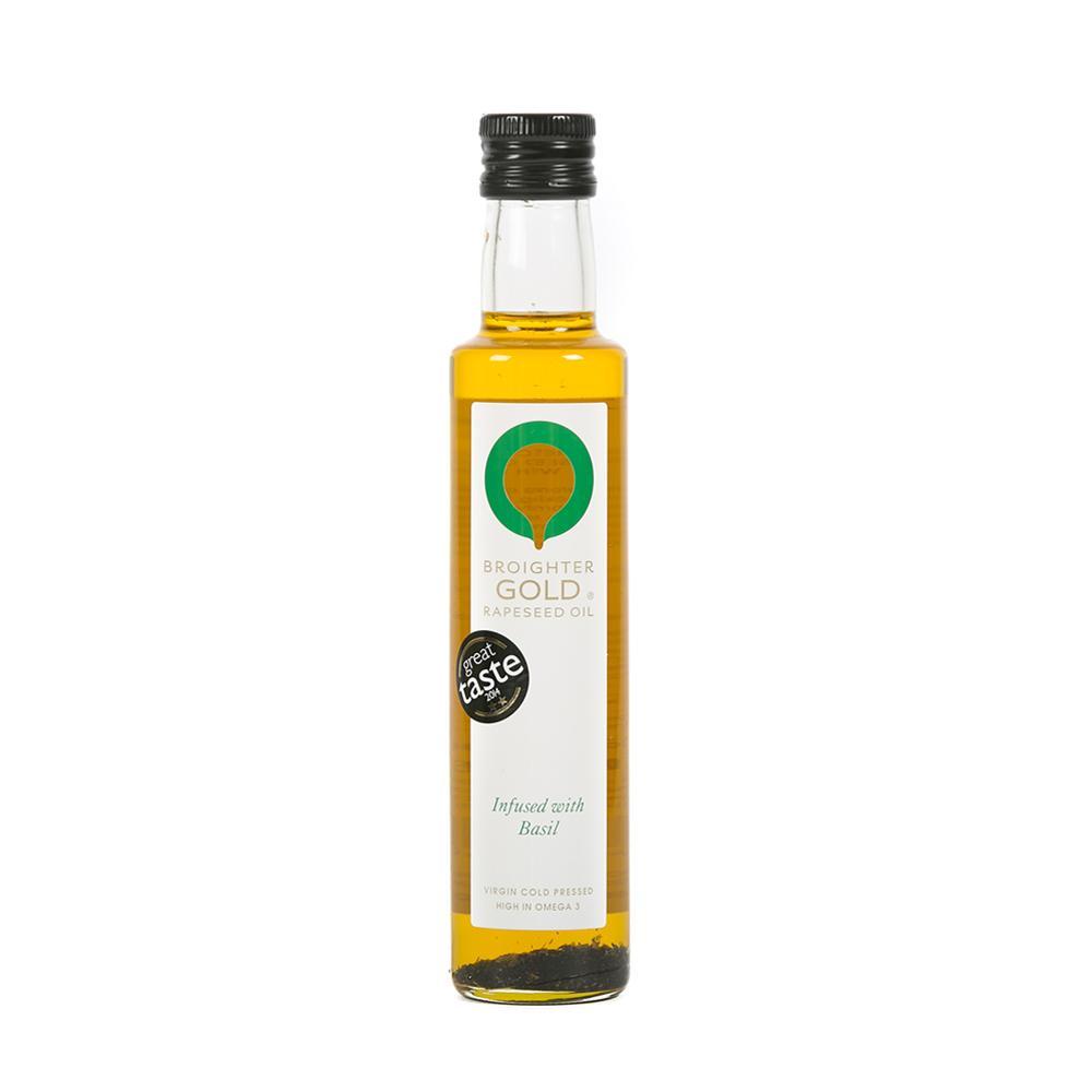 rapeseed-basil-infused-oil