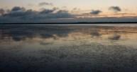 Dawn reflection