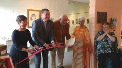 Opening of Faith Posey exhibit