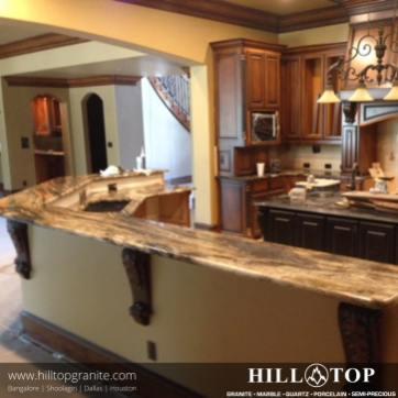Magma-Gold-Granite-4-Kitchen-Countertop