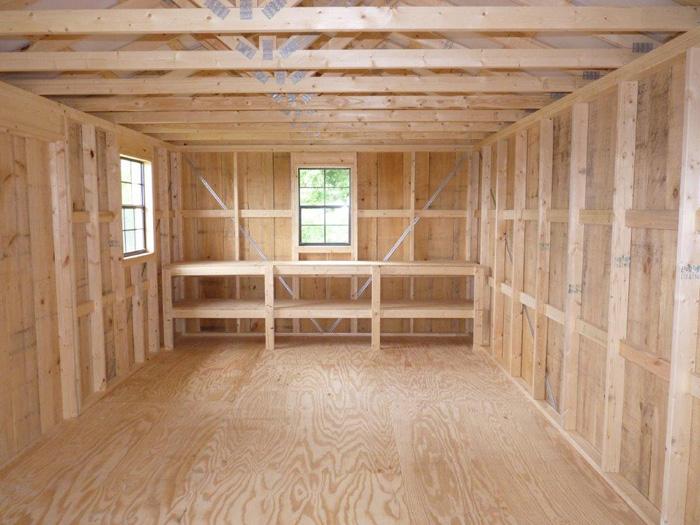 Plans Shed Storage Barn