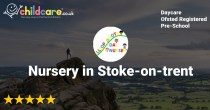 Hilltop Tots Day Nursery in Talke, Stoke-on-Trent, 5* rated childcare by local parents
