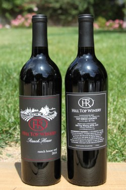 2014 Ranch House Red