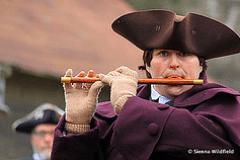 Patriot's Day Revolutionary Muster & Parade at Historic Deerfield (2011)