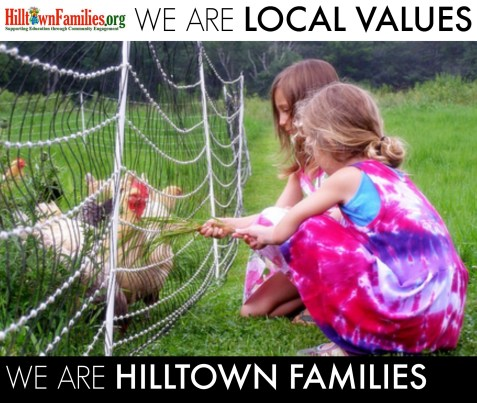 local values with logo