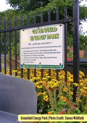 Greenfield Energy Park