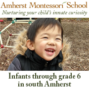 Sponsor image for Amherst Montessori School