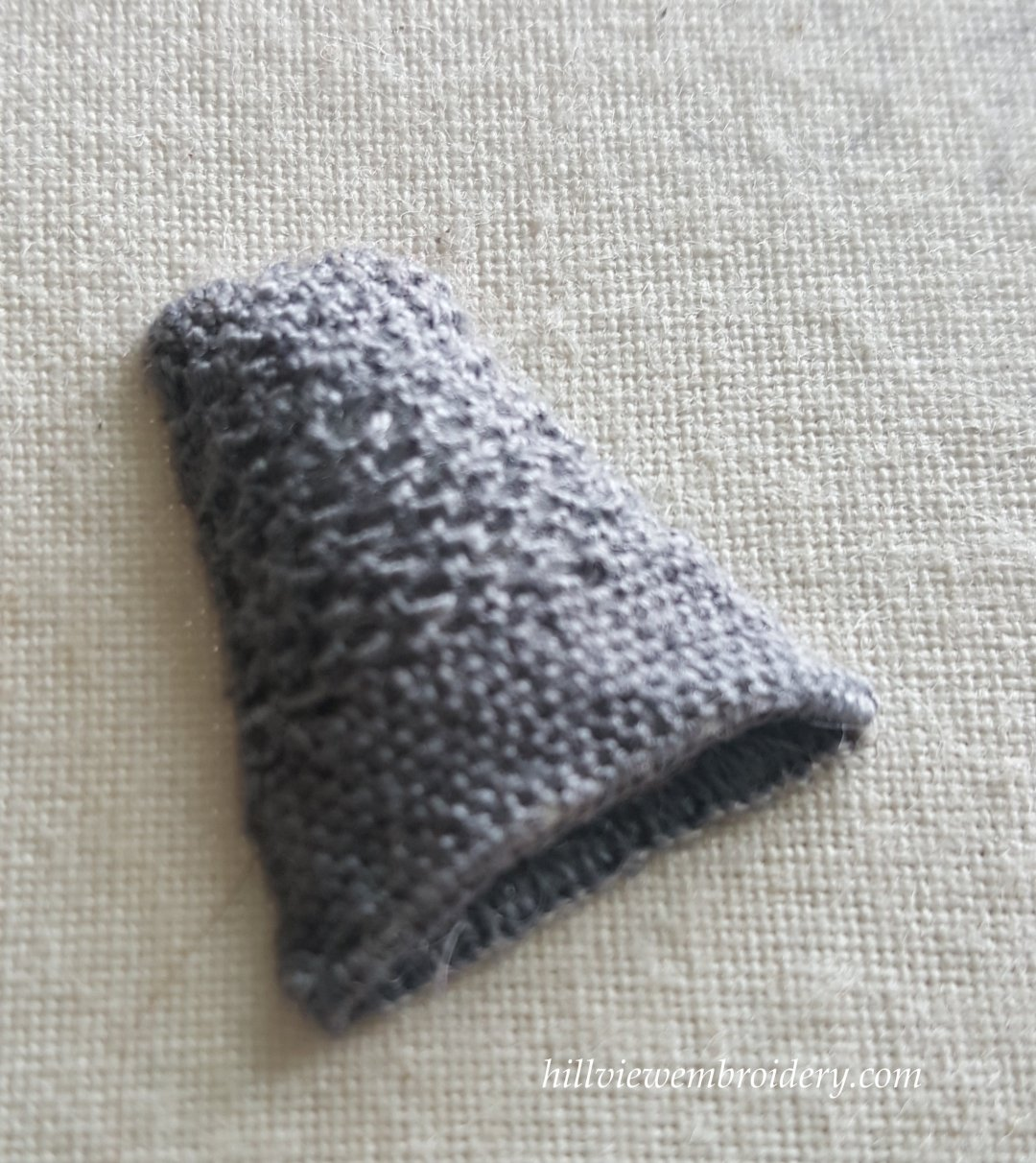completed thimble