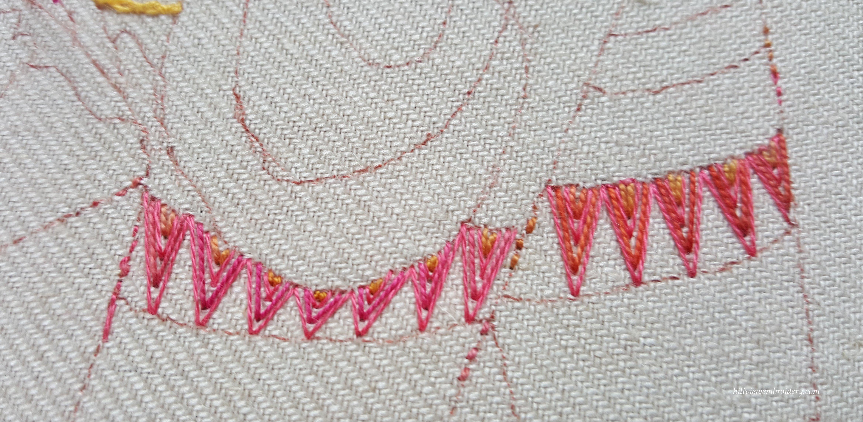 week 3 arrow stitch 4
