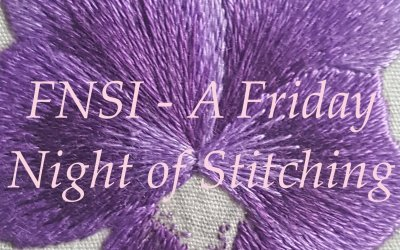 FNSI – A Friday Night of Stitching