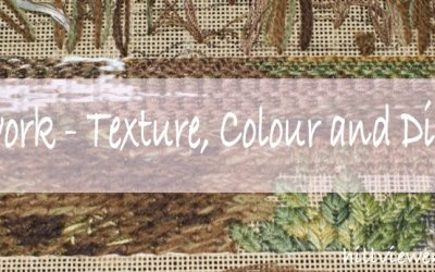 Cavaswork Update – Texture, Colour and Dimension