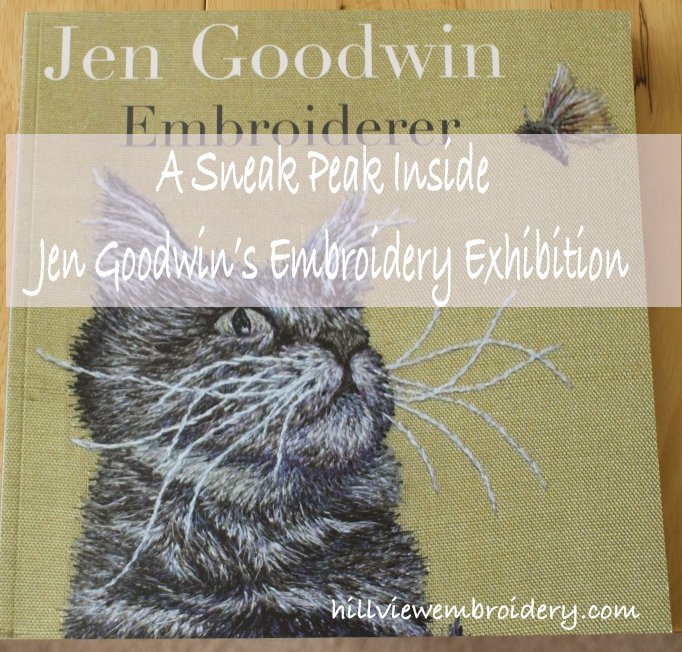 A Sneak peak into Jen Goodwin's exhibition Catalogue