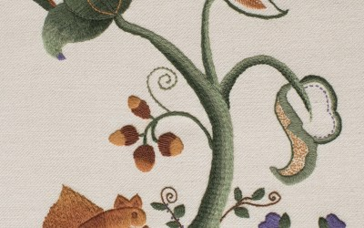 Jacobean Crewelwork Assessment and Comments
