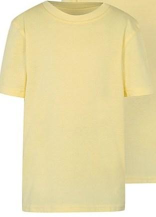 Yellow house t-shirt