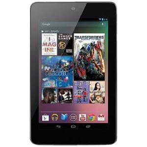 Nexus 7 por 124,99 € en Zavvi