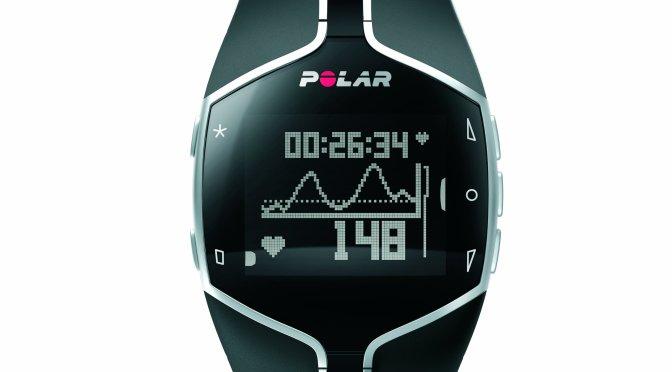 Polar FT80 – Reloj con pulsómetro y gps 31% de descuento!