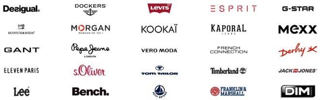 marcas de moda