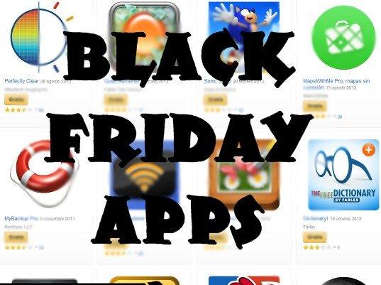 Chollos del Black Friday en APPs, pack de 100 € en APPs gratis
