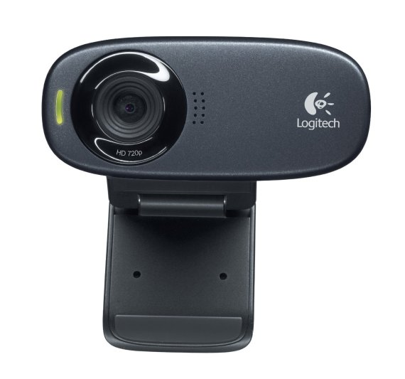 webcam logitech barata